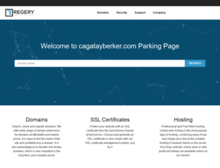 cagatayberker.com screenshot