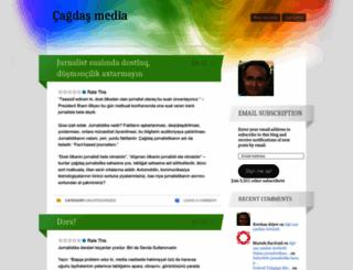 cagdasmedia.wordpress.com screenshot