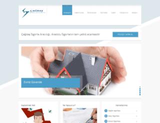 cagdassigorta.com.tr screenshot