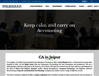 cagmc.com screenshot