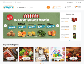 cagrimarket.com screenshot