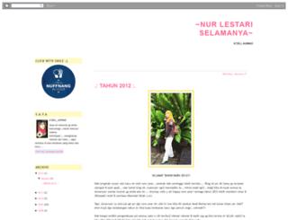 cahayafadhilah.blogspot.com screenshot