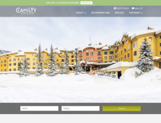 cahiltyhotel.com screenshot