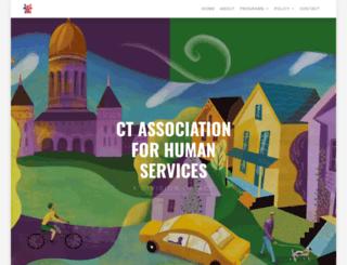 cahs.org screenshot