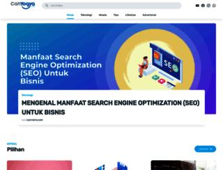 cahyogya.com screenshot