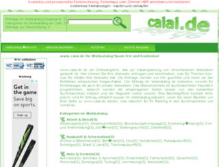 caiai.de screenshot