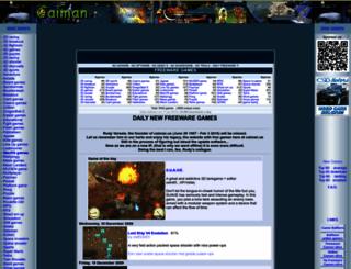 caiman.us screenshot