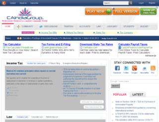 caindiagroup.com screenshot