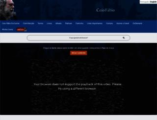 caiofabio.net screenshot