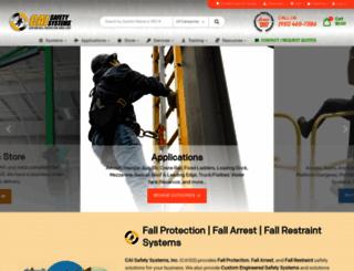 caisafety.com screenshot