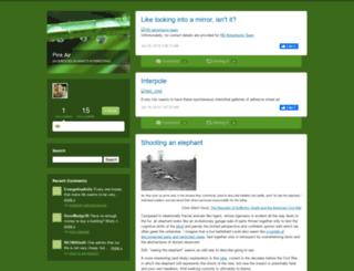 caitlinlamb.typepad.com screenshot