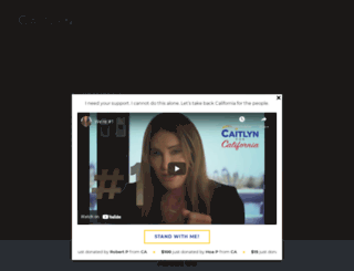caitlynjenner.com screenshot
