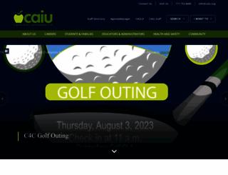 caiu.org screenshot