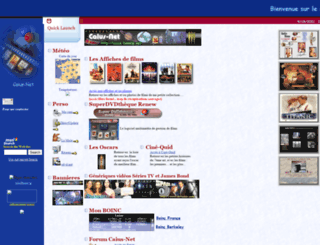 caius.homeip.net screenshot