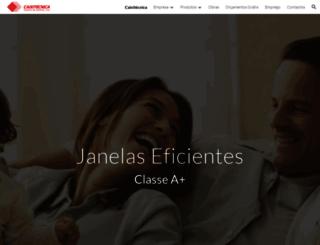 caixitecnica.com.pt screenshot