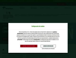 cajastur.es screenshot