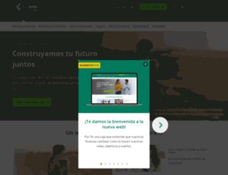 cajaviva.es screenshot