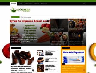 cajeviza.com screenshot