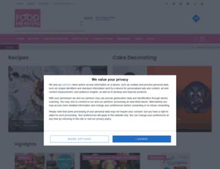 cake-craft.com screenshot