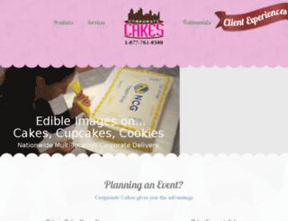 cakesacrossamerica.com screenshot