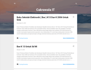 cakrawalait.blogspot.com screenshot