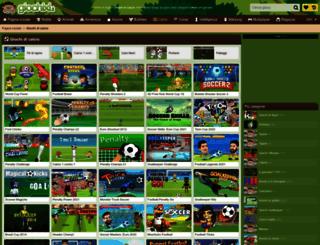 calcio-altro.giochixl.it screenshot