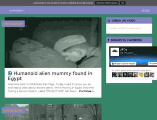 calcio-video-news.info screenshot