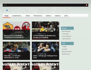 calcioh24news.altervista.org screenshot