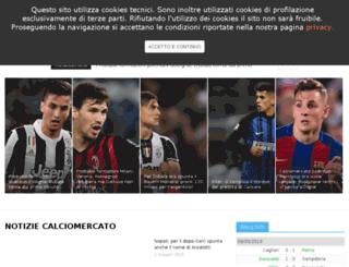 calciomercato-inter.it screenshot