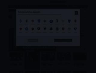 calciomercato.pro screenshot