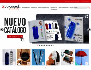 calcograf.com screenshot