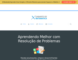 calculobasico.com.br screenshot