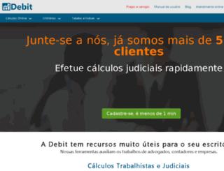 calculogratis.com.br screenshot