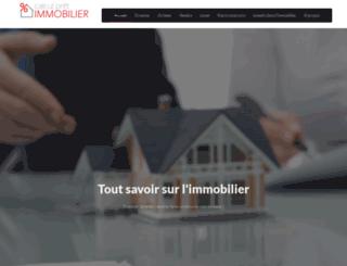 calculpretimmobilier.fr screenshot