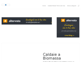 caldaiemerate.altervista.org screenshot