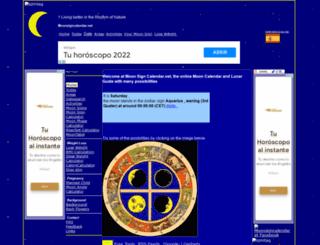 calendario-lunar.net screenshot