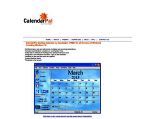 calendarpal.com screenshot