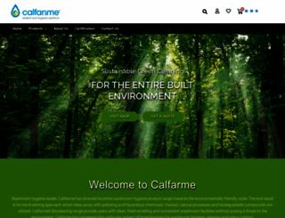 calfarme.com.au screenshot