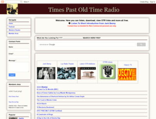 calfkilleroldtimeradio.blogspot.com screenshot