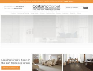 calfloor.com screenshot