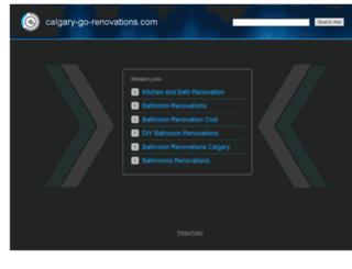 calgary-go-renovations.com screenshot
