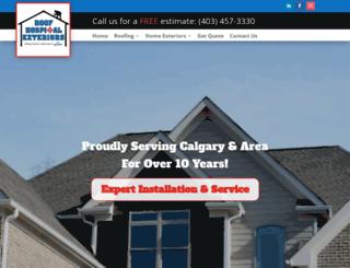 calgary-roofing.com screenshot