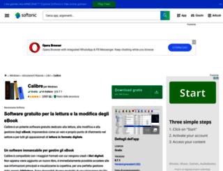 calibre.softonic.it screenshot