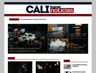 calibuenasnoticias.com screenshot