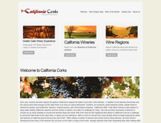 california-wine-trails.com screenshot