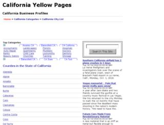 california.4ra.in screenshot