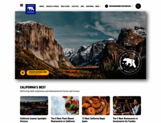 california.com screenshot