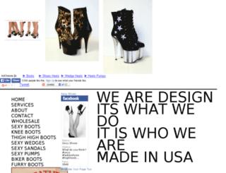 californiaheels.com screenshot