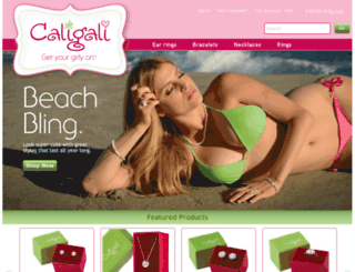 caligali.com screenshot