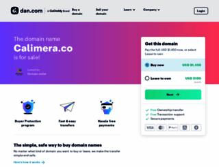 calimera.co screenshot